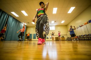 Hip Hop WERKshop w/ Tamera Pumphrey (Adults)